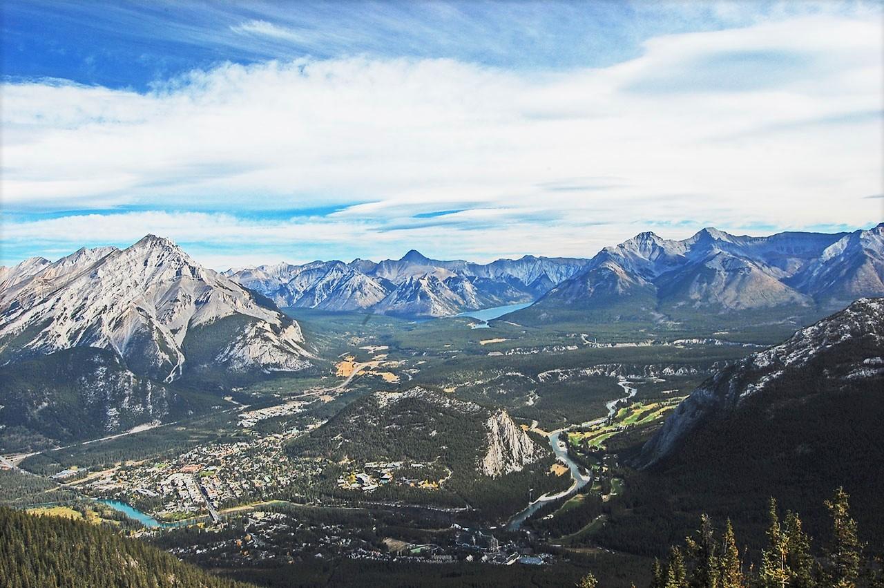 Banff National Park バンフ国立公園