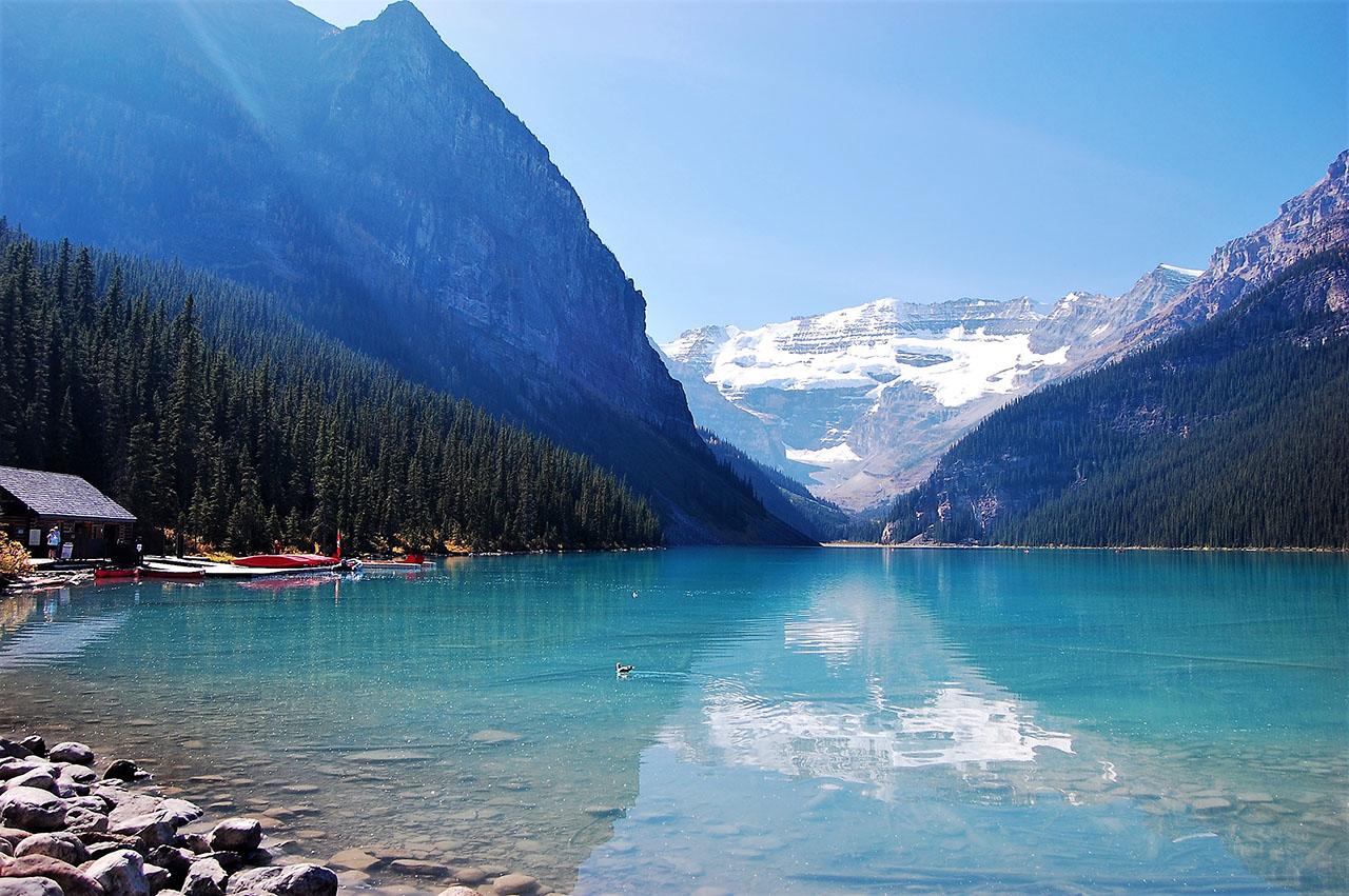 レイク・ルイーズ Lake Louise