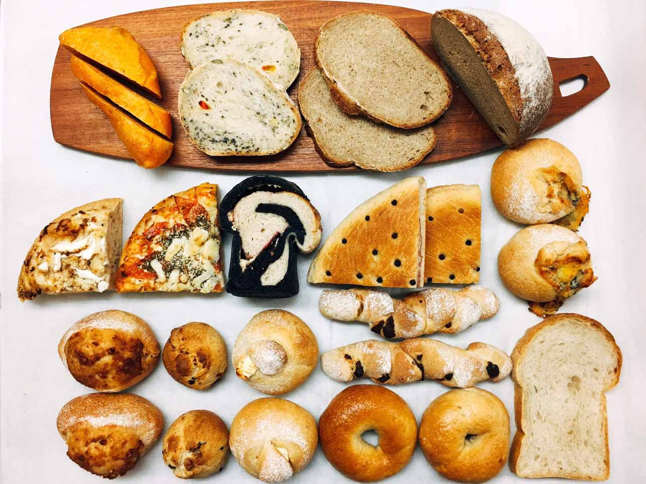 「柏の葉 T-SITE」で3月30日、31日に「柏の葉パン&ビアフェスタ2019 パンの時間」が開催されます
