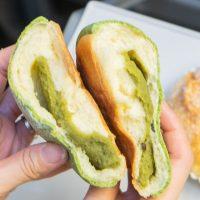 掛川お茶メロンパン