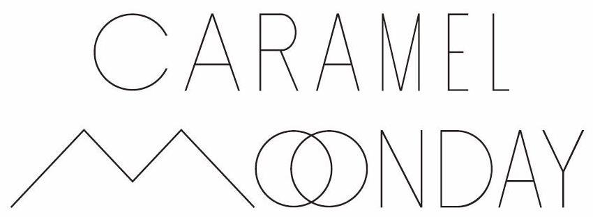 「CARAMELMONDAY」のロゴ