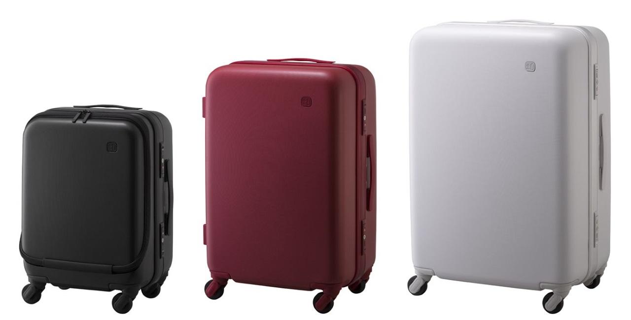 ±0 スーツケースシリーズ