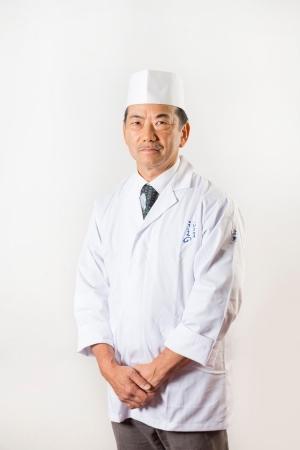 デルタ航空 機内食監修 上野法男シェフ
