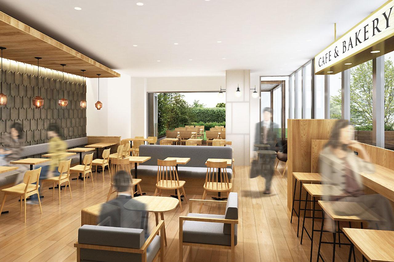CAFE&BAKERY MIYABI(カフェ&ベーカリーミヤビ)オランダヒルズ店