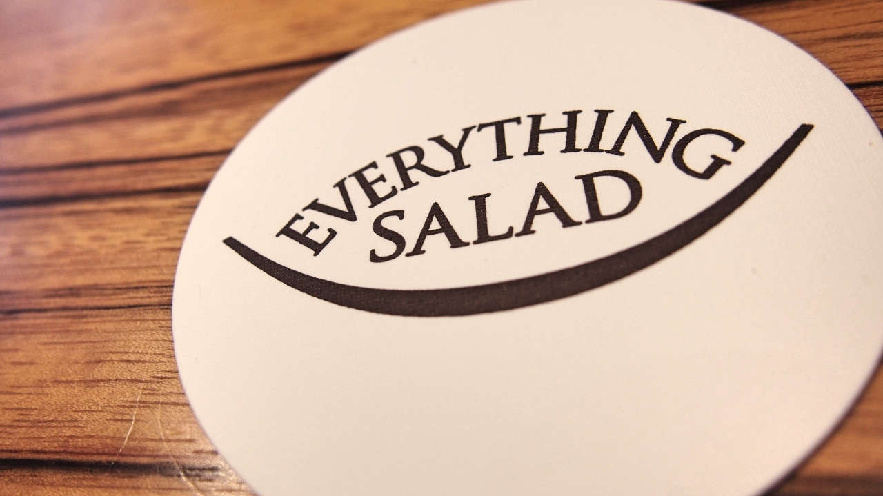 EVERYTHING SALAD