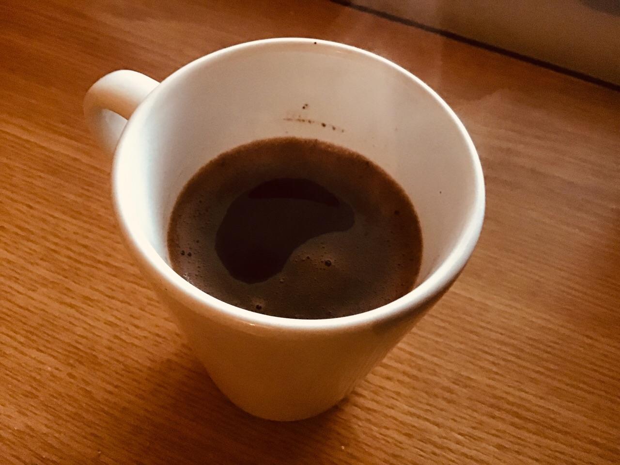 家庭で飲まれるトルココーヒー
