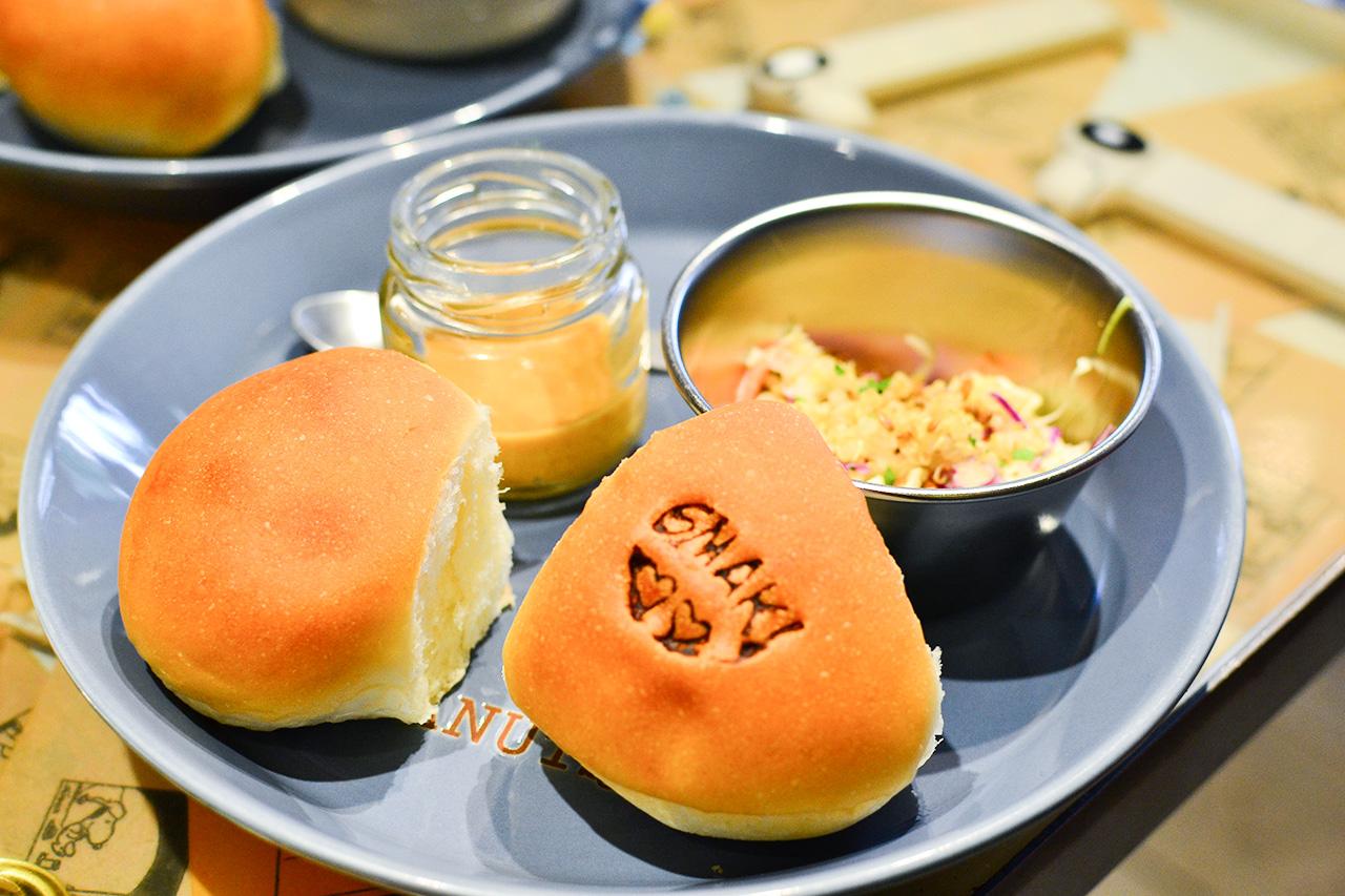 PEANUTS Cafe 誕生日コース コールスロー
