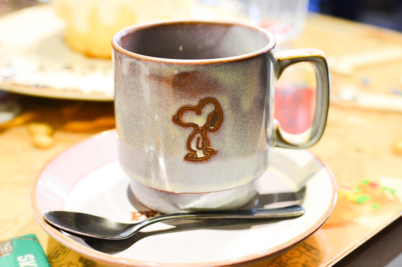 PEANUTS Cafe 誕生日コース マグカップ
