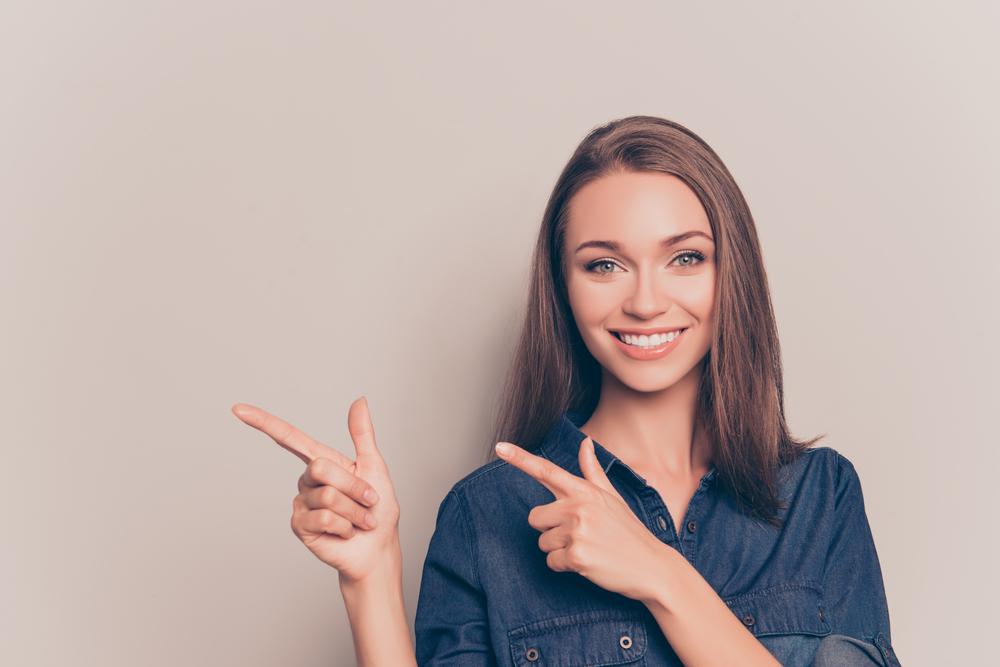 笑顔になる方法フランス女性2