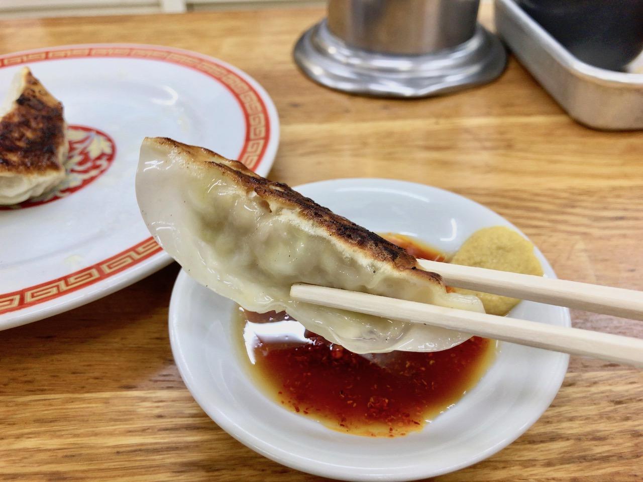 餃子 亀戸