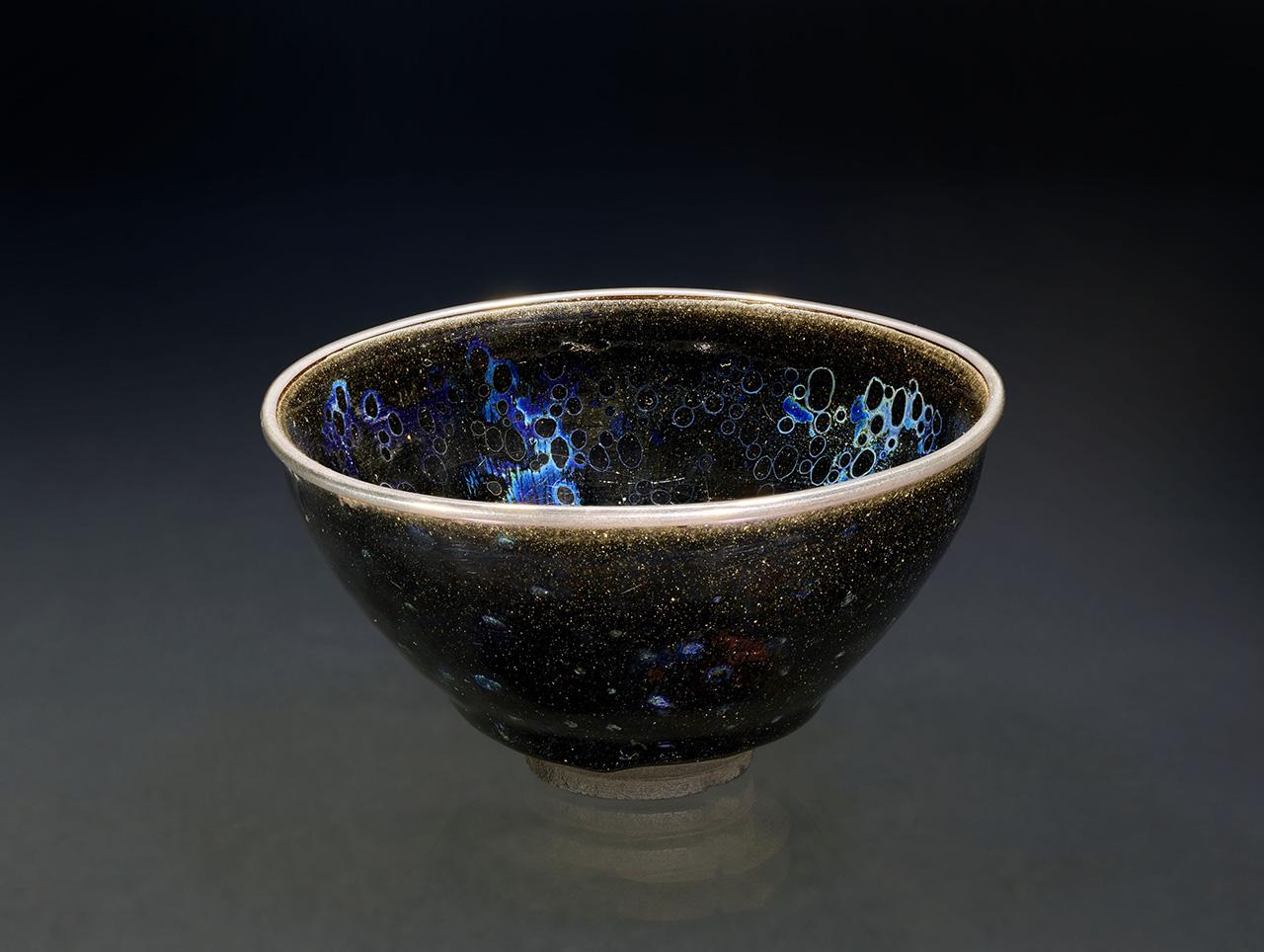 国宝 曜変天目茶碗 南宋 12-13世紀 藤田美術館所蔵