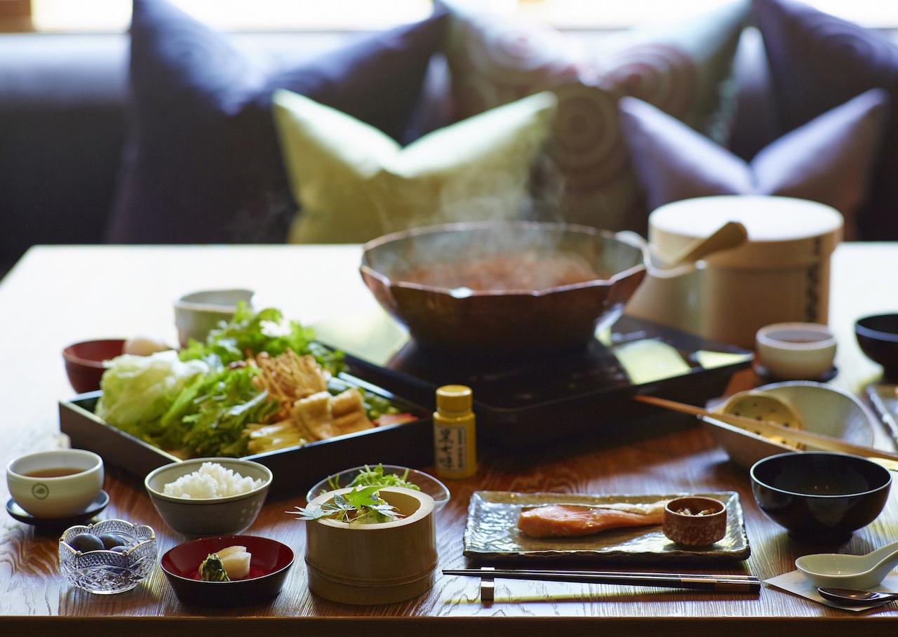星のや京都 朝食