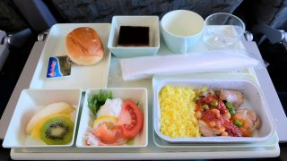ベトナム航空機内食4