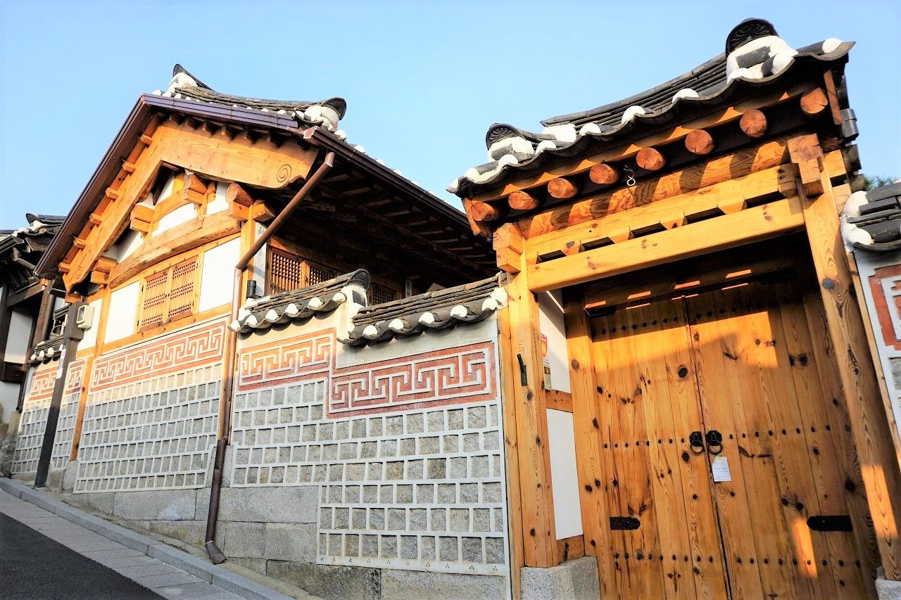 ソウル韓屋村3