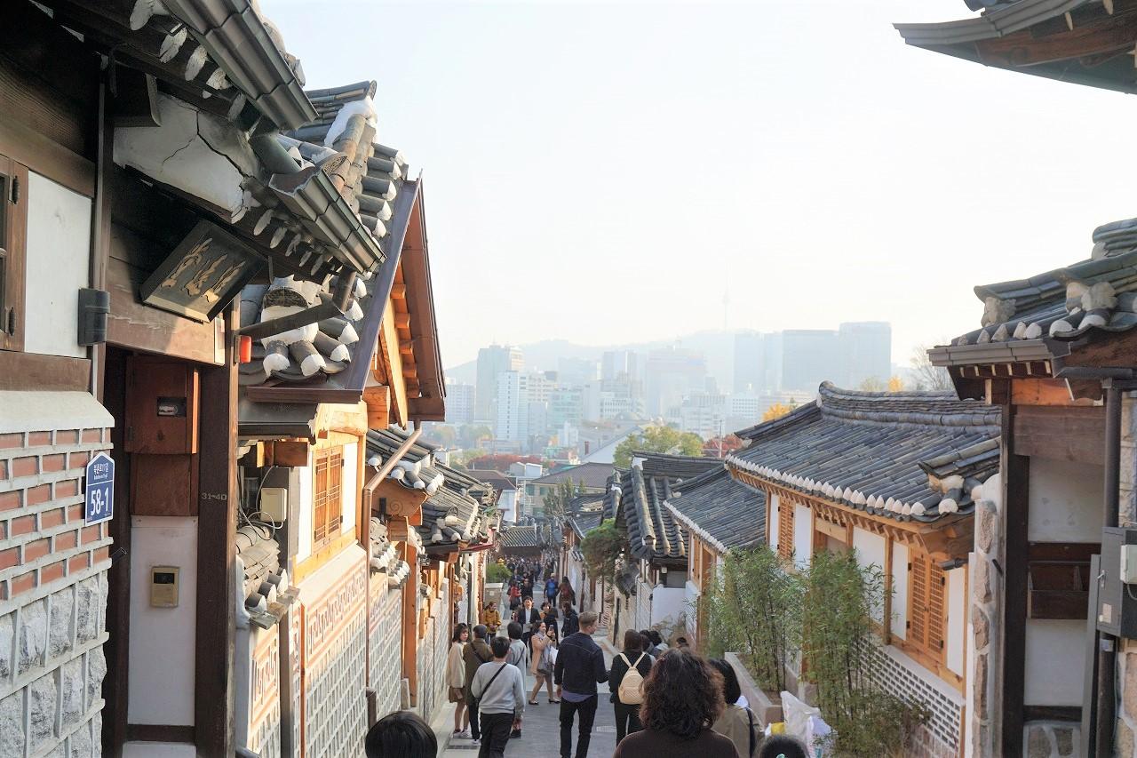 ソウル韓屋村8