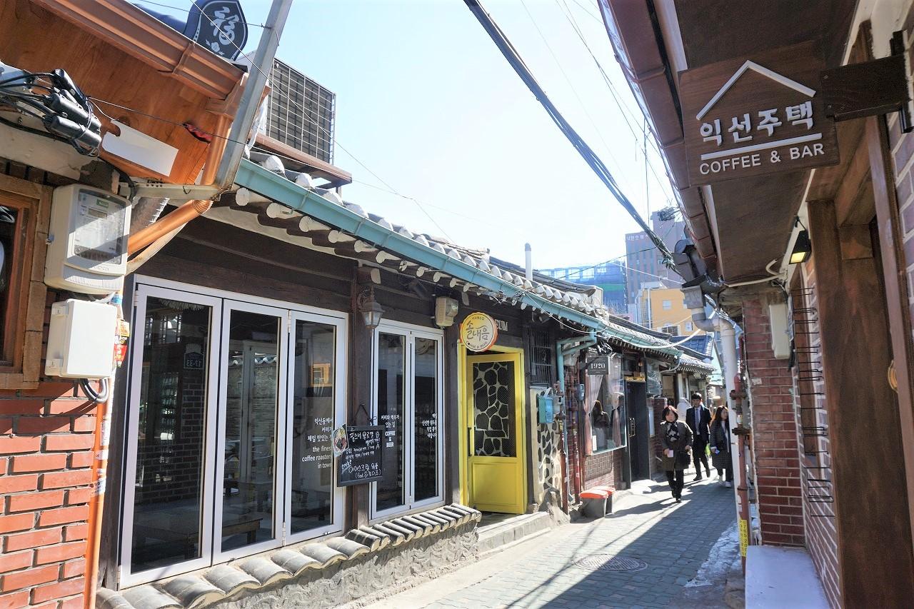 ソウル韓屋村13