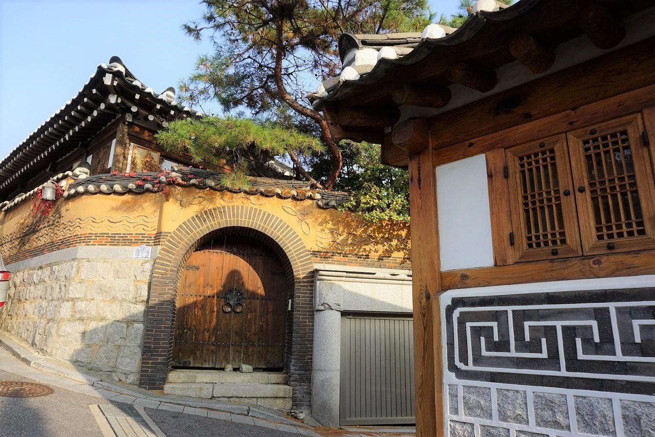 ソウル韓屋村16