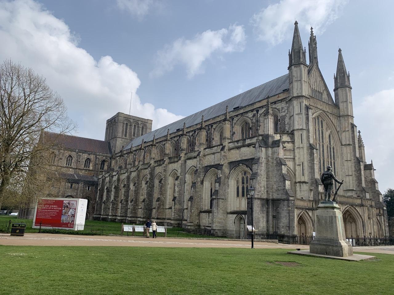 ウィンチェスター大聖堂