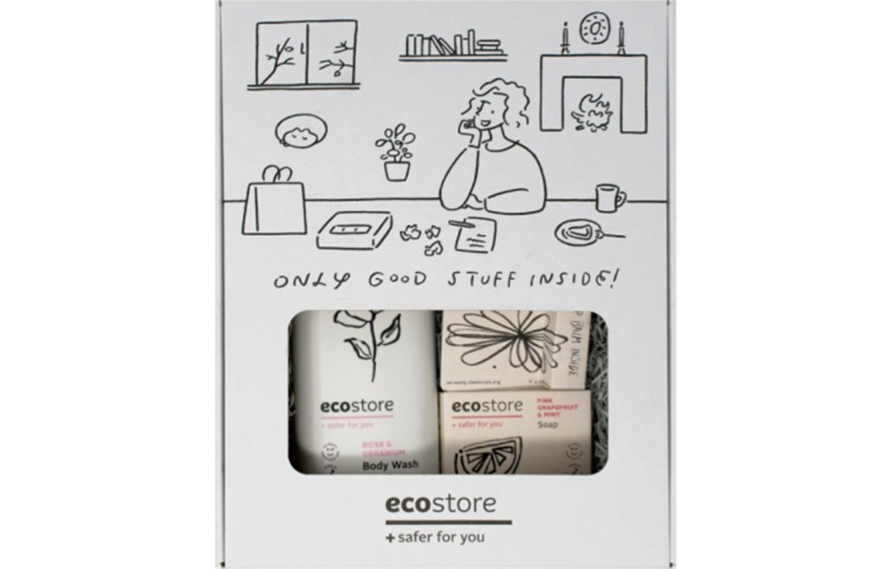 ecostore(エコストア)母の日限定ギフトボックス