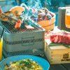 「3時間たっぷり!塊肉と豪快漁師盛りBBQコース」4