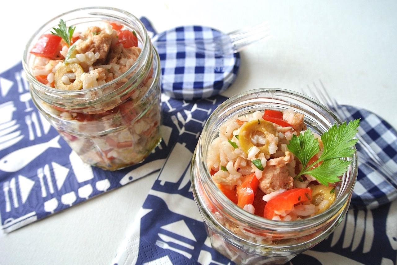 余ったご飯を使えばラクラク、ひんやり地中海風ライスサラダ