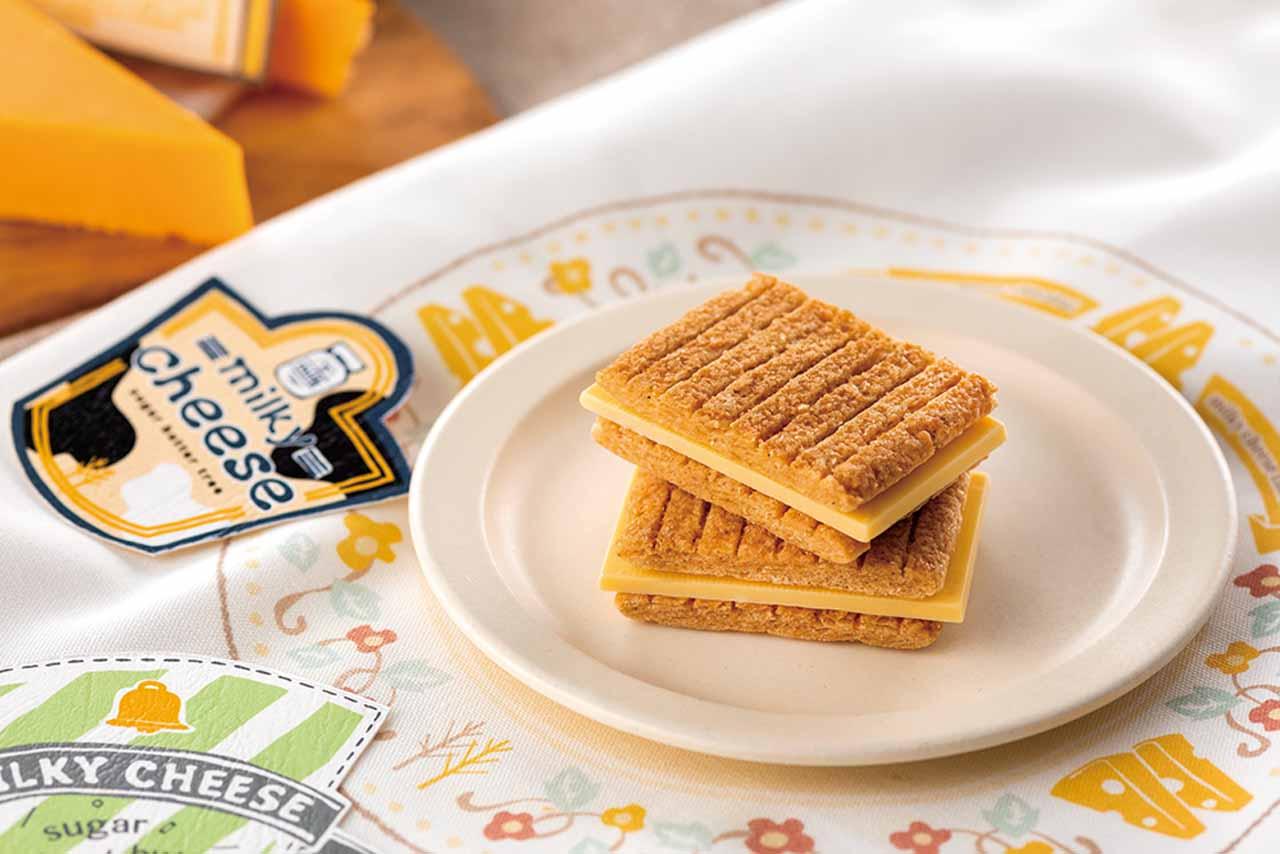 シュガーバターサンドの木 ミルキーチーズショコラ1