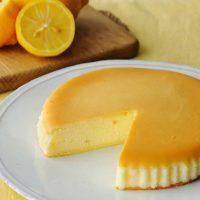 レモンチーズケーキ1