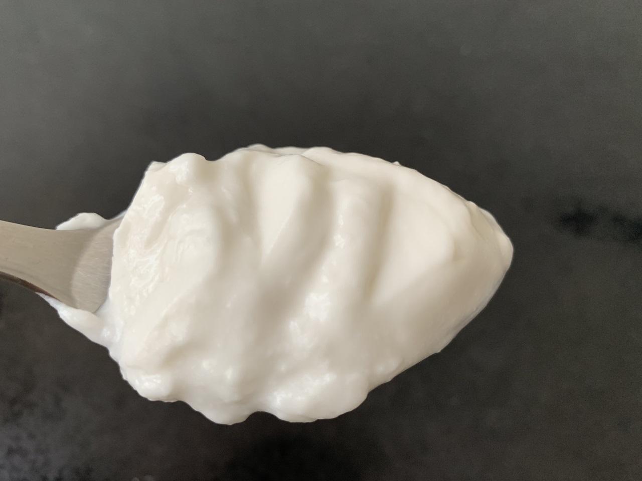 ココナッツミルクのヨーグルト