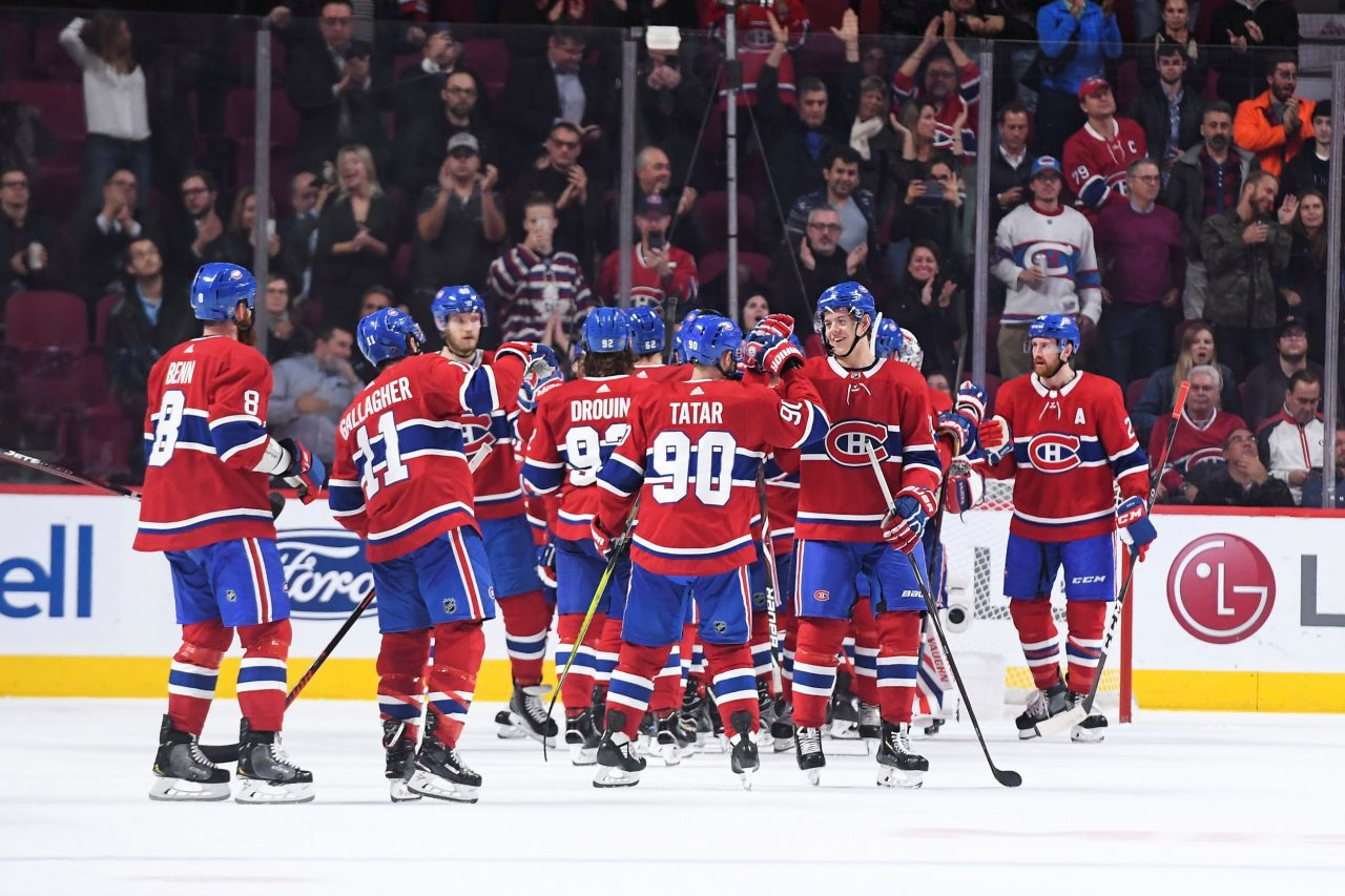 © Club de hockey Canadien inc.