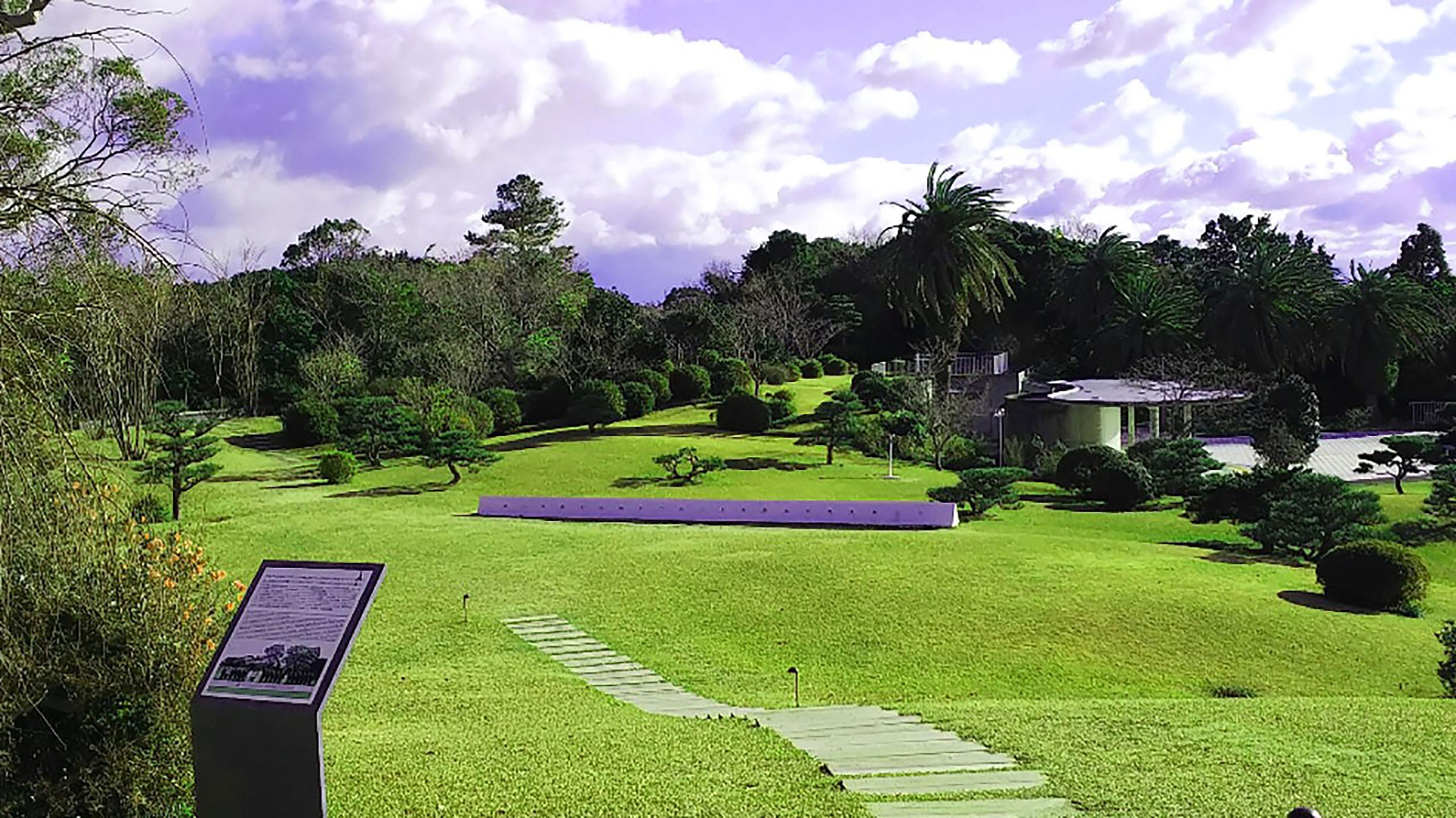 志摩観光ホテル庭園
