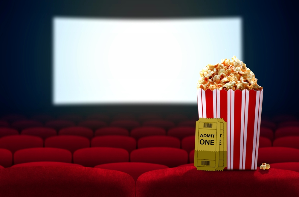 アメリカ映画館イメージ