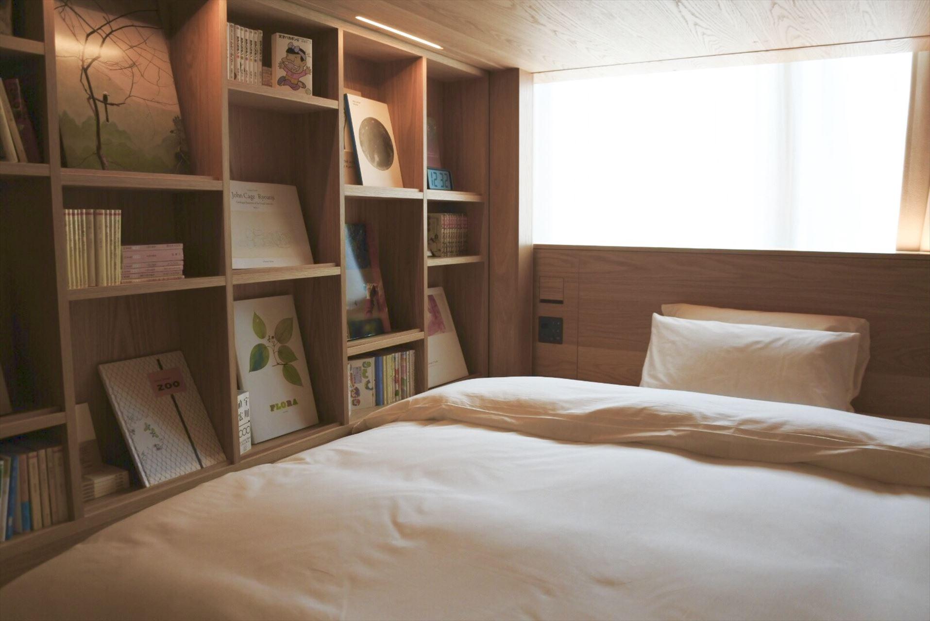 MUJI HOTEL GINZA客室