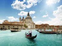 ベネチア旅行ゴンドラ