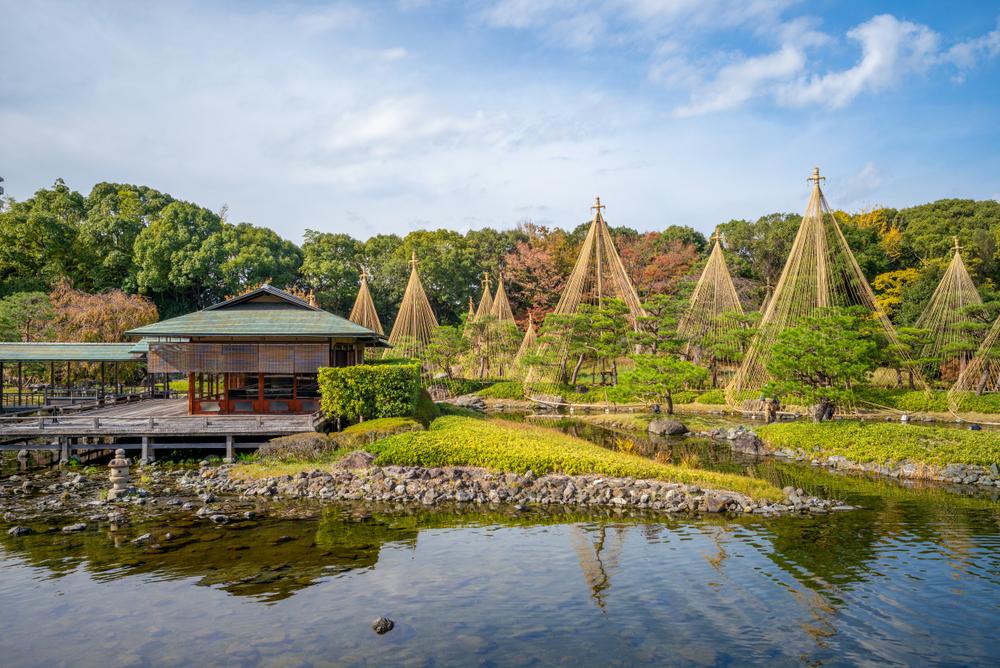 名古屋観光庭園