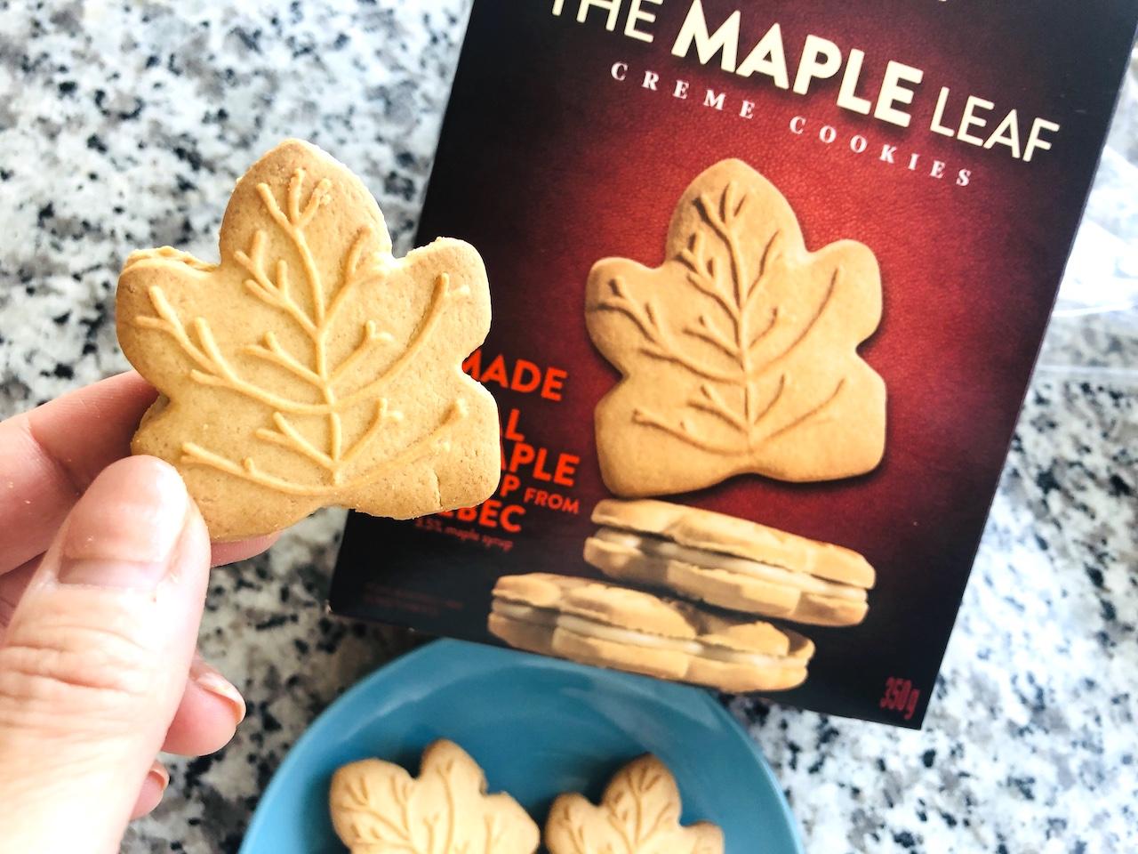 成城石井 人気商品 メープルクッキー