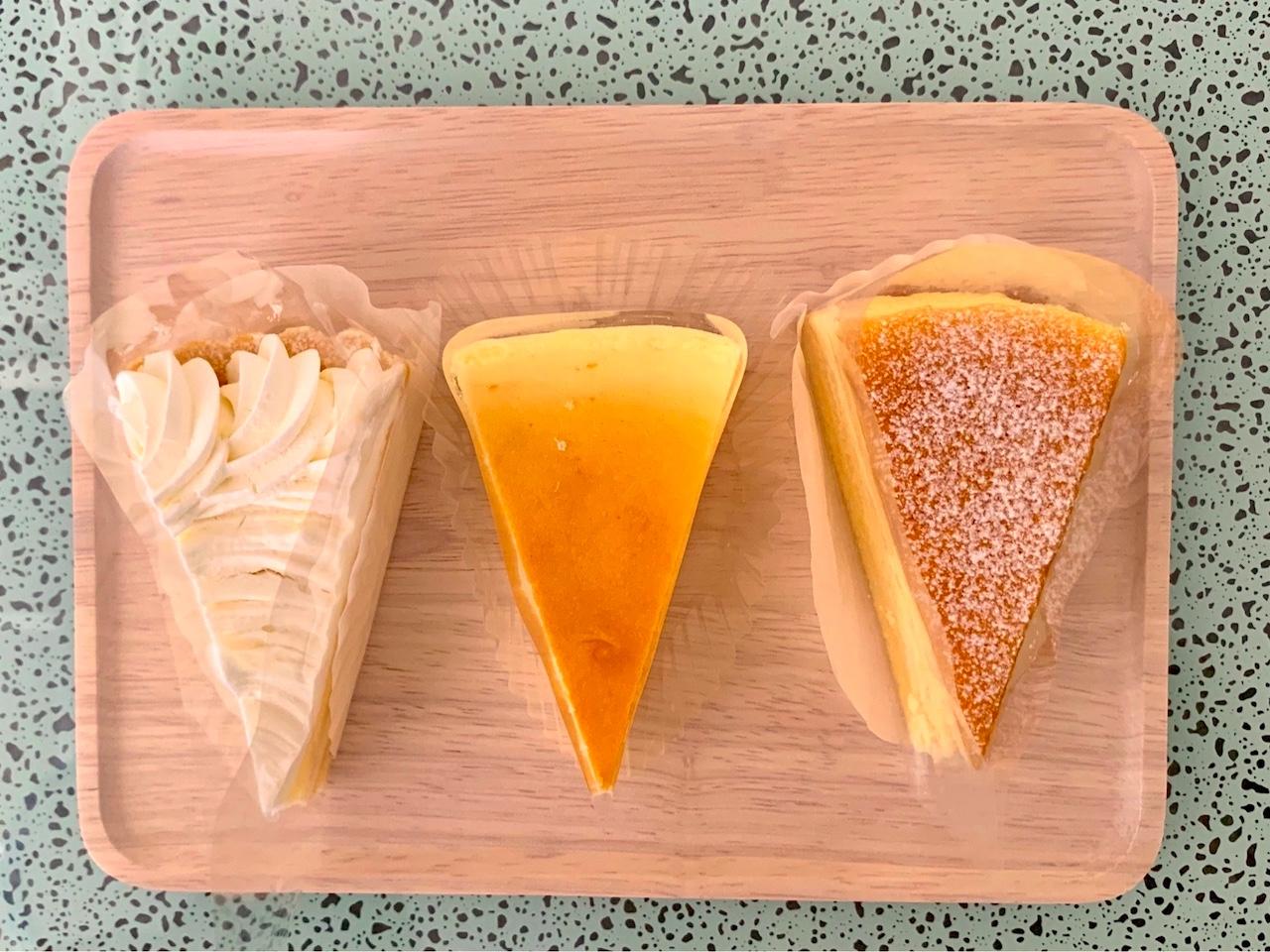 【成城石井オリジナル】人気商品のチーズケーキ3種を食べ比べ!