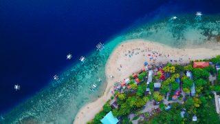 スミロン島 フィリピン