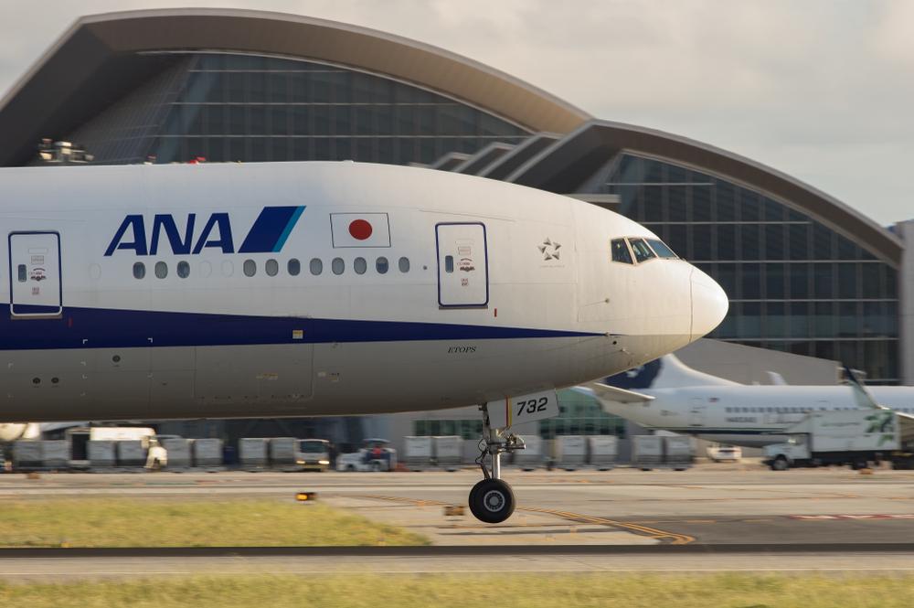 ANA(全日空)