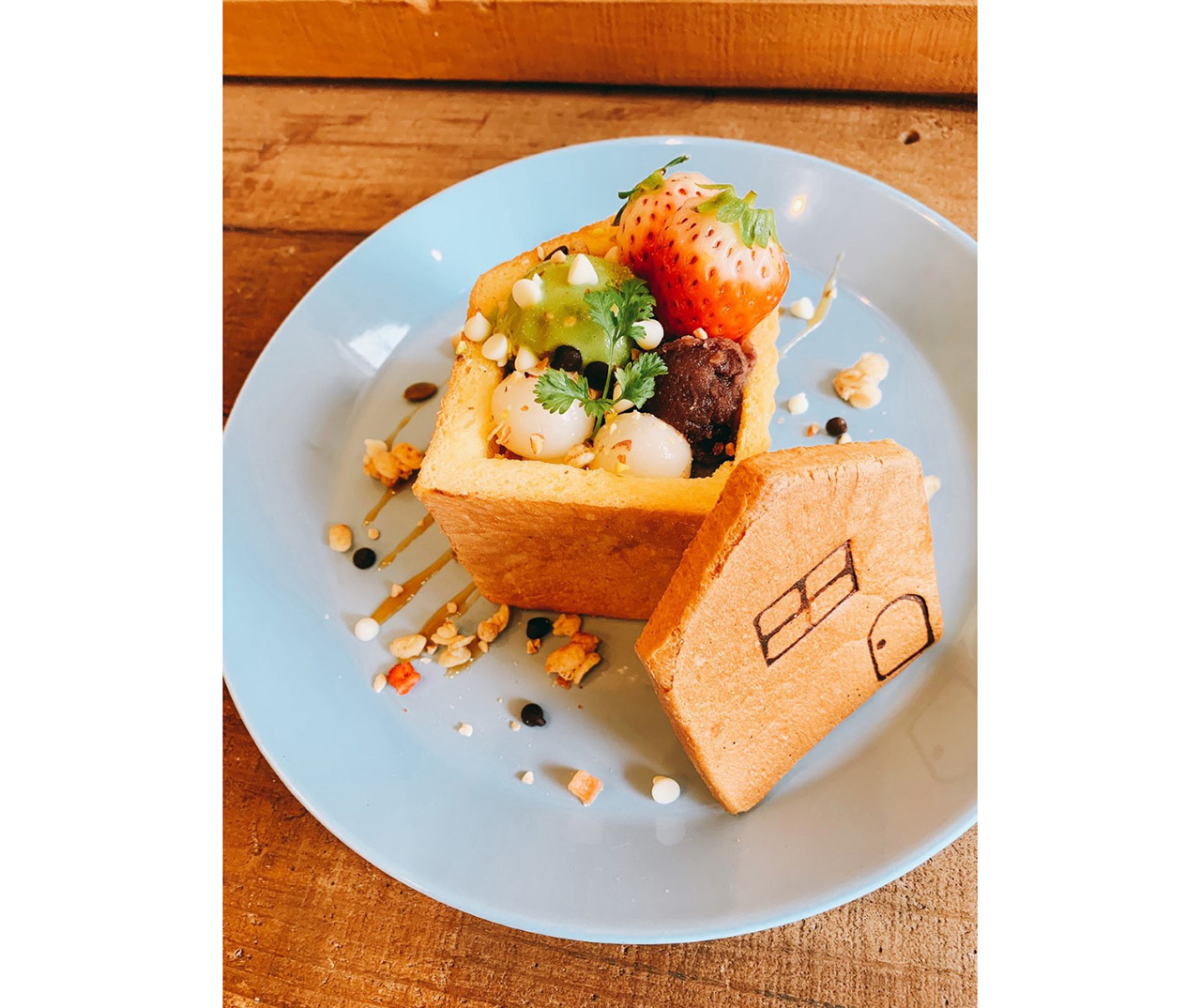 パンとカフェの店BRUNO「白玉のおうち」