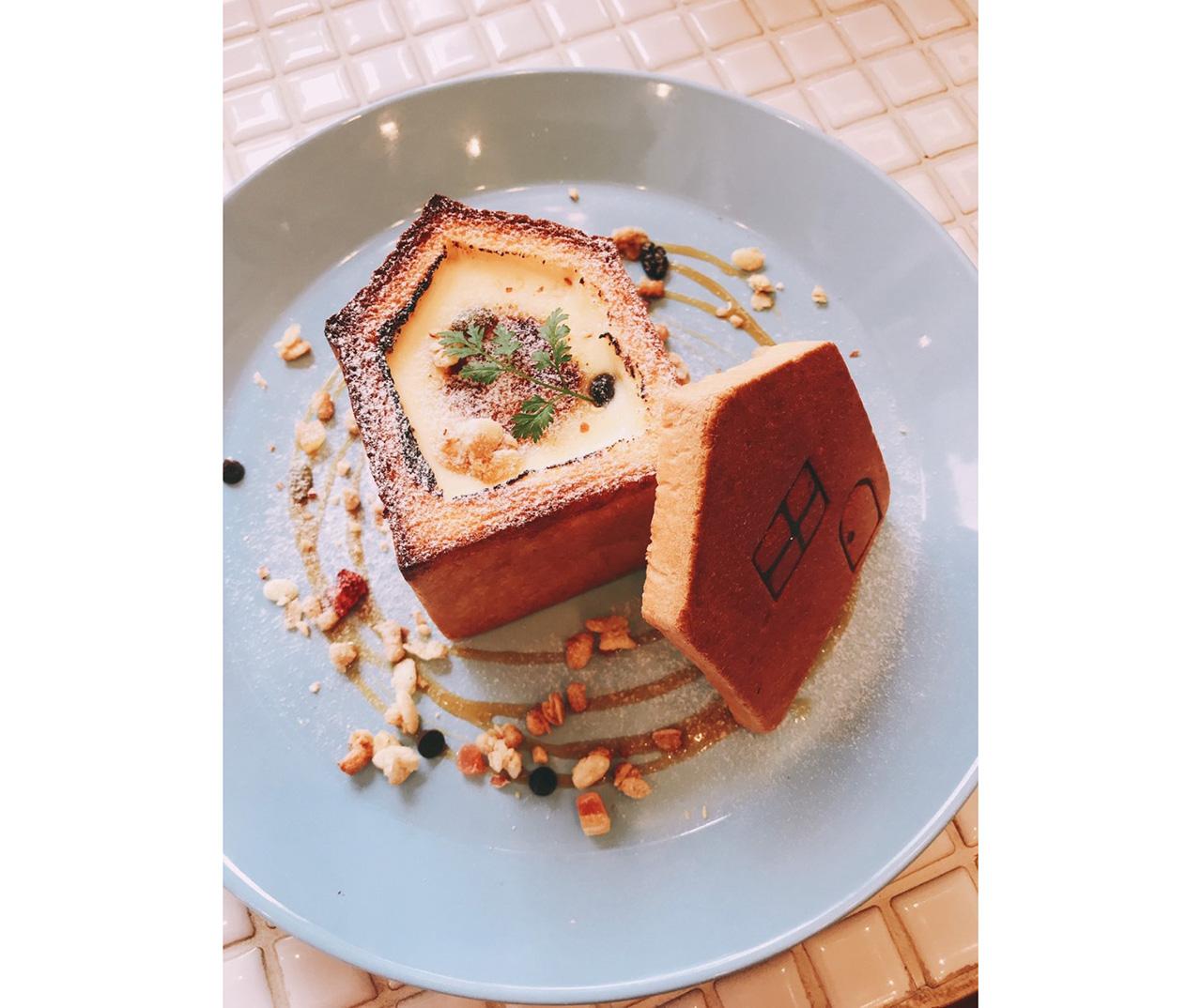 パンとカフェの店BRUNO「ブリュレのおうち」