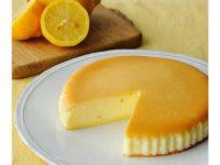 チーズケーキガーデン「レモンチーズケーキ」