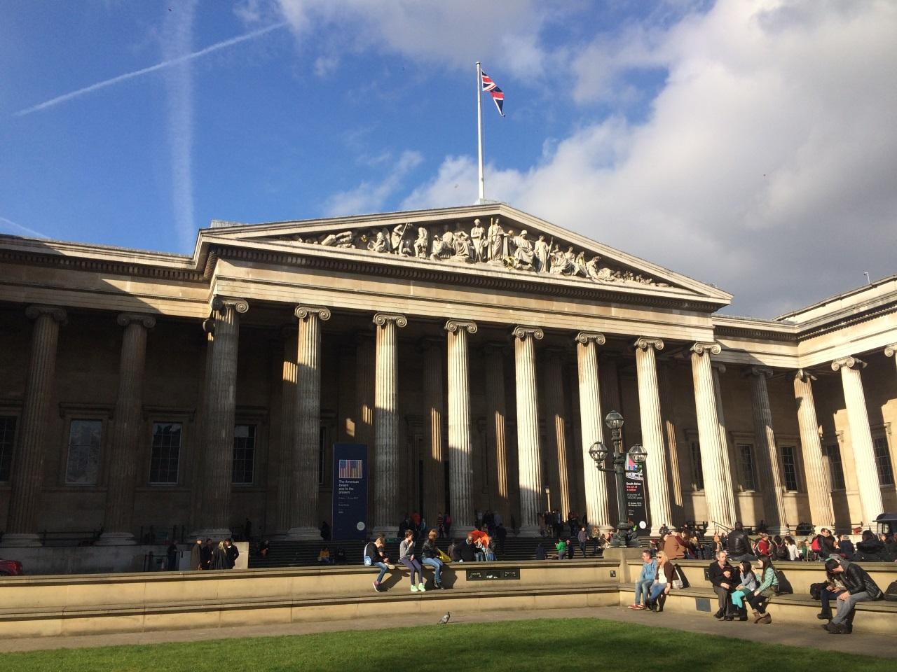 大英博物館のおみやげ
