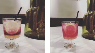 オルトカフェ(ORTO CAFE)「モンゴリアンベリーとレモンのソーダ」