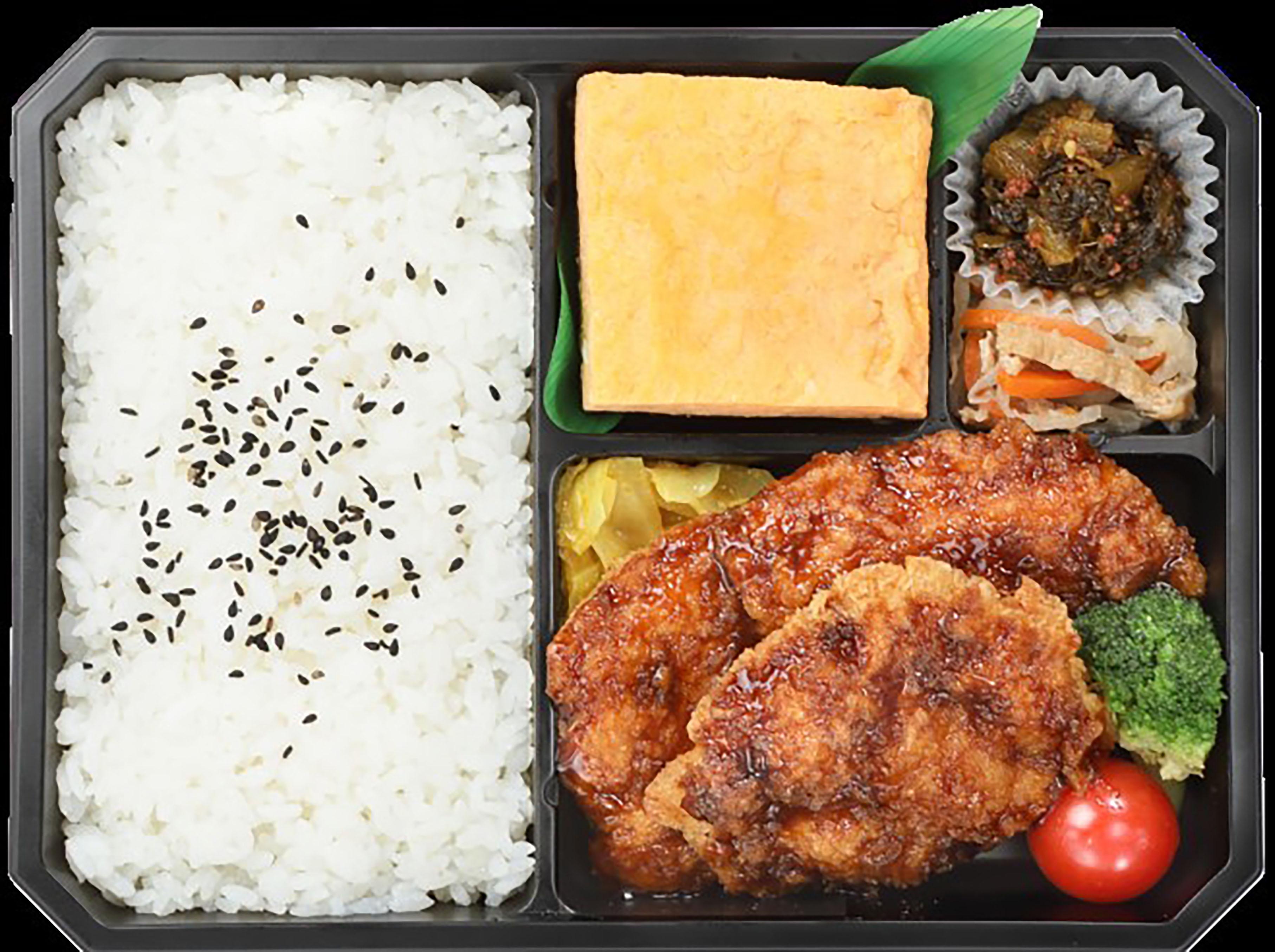 塚田農場プラスお弁当2