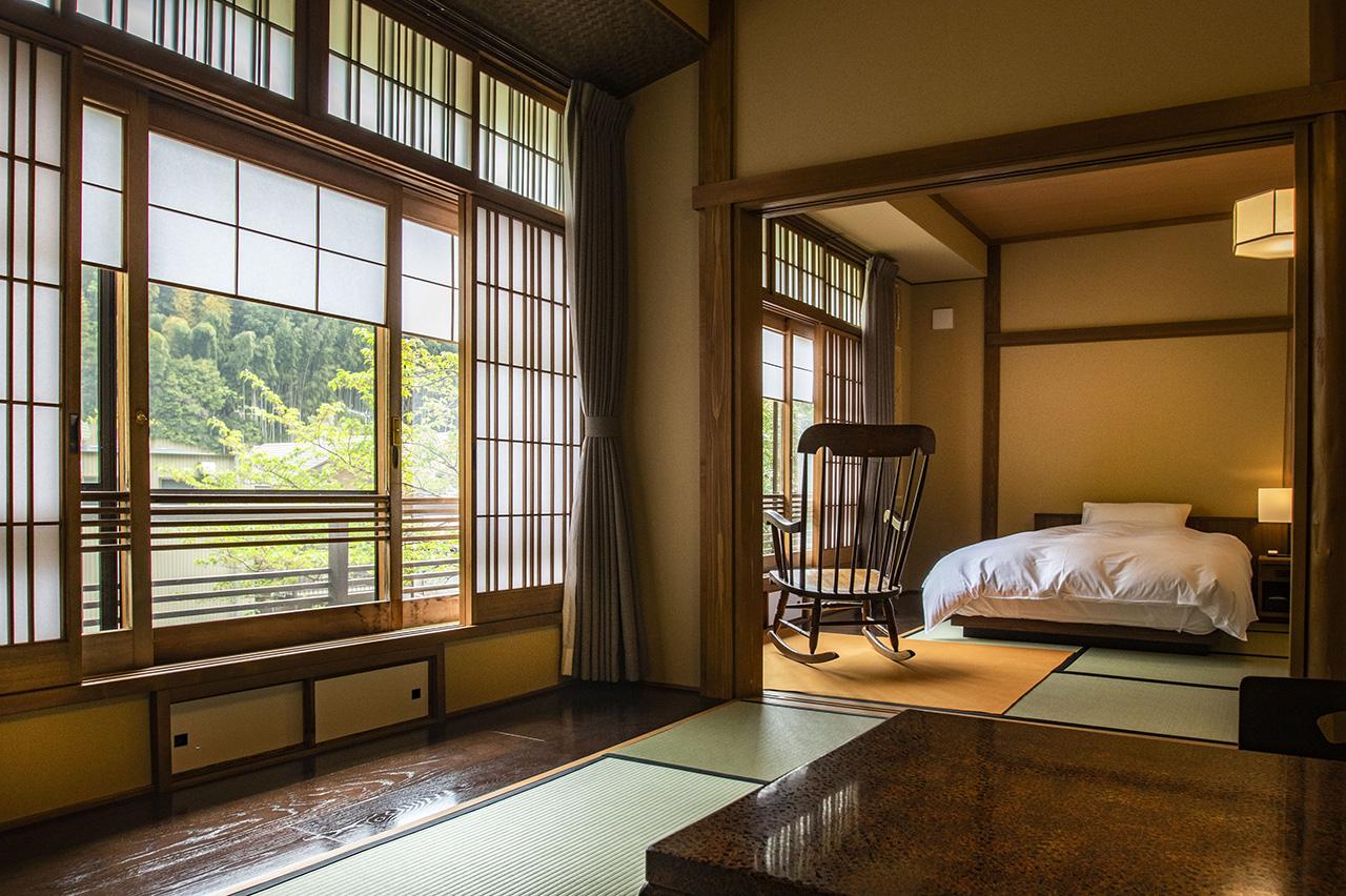 湯河原温泉 富士屋旅館「洛味荘」