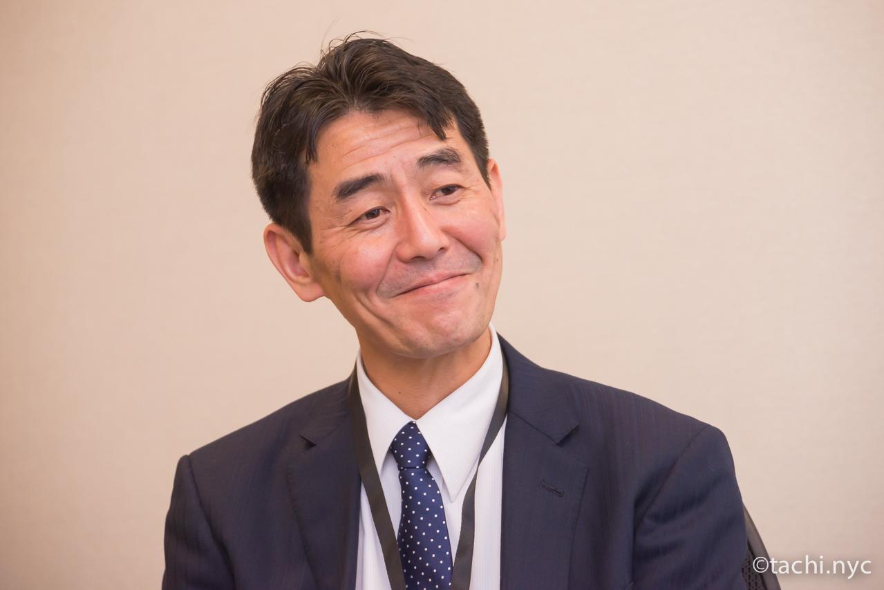 在ニューヨーク日本国総領事館 野崎領事