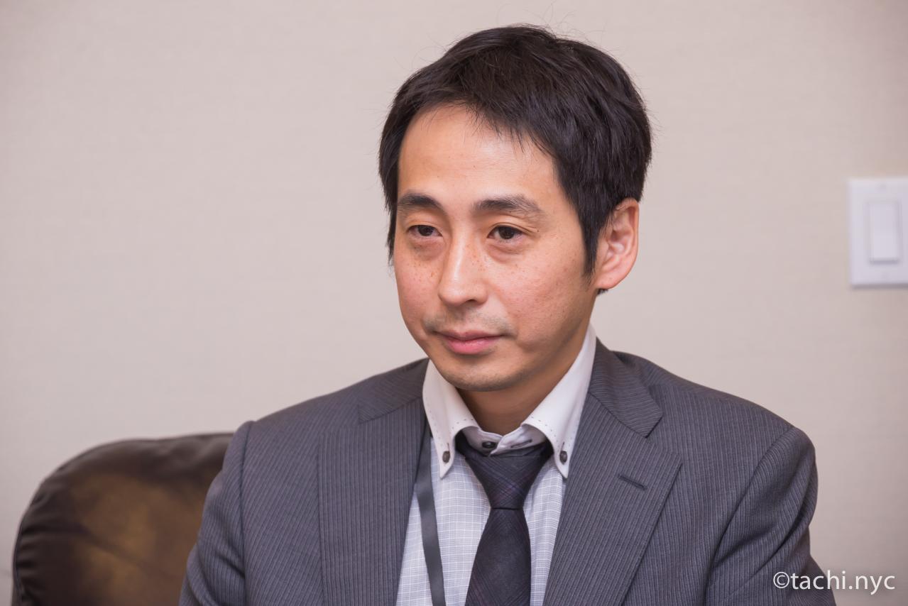 在ニューヨーク日本国総領事館 外山領事