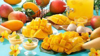 スイーツパラダイス「プラス480円でマンゴー食べ放題」