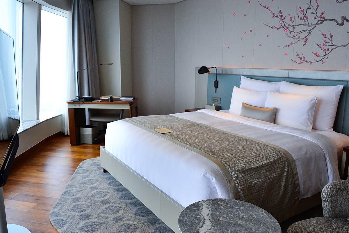 シグニエル ソウルで一番人気の100階の部屋