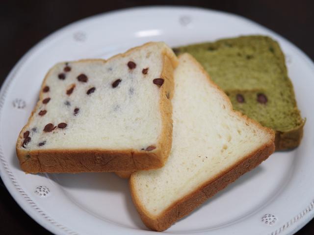 生で味わいたい「高級食パン専門店あずき」の食パン